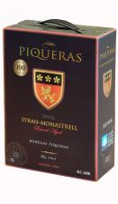 Bodegas Piqueras Almansa Monastrell-Syrah BIB 3 liter
