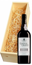 Wijnkist met Quinta do Crasto Late Bottled Vintage Port