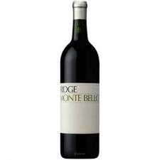 Ridge Vineyards Monte Bello