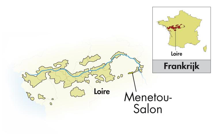 Domaine Philippe Gilbert Menetou-Salon wit