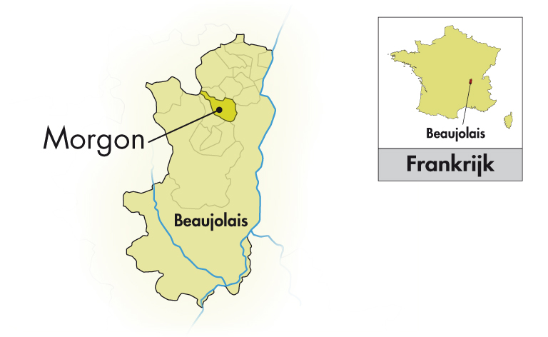 Jean-Paul Brun Terres Dorées Beaujolais Morgon