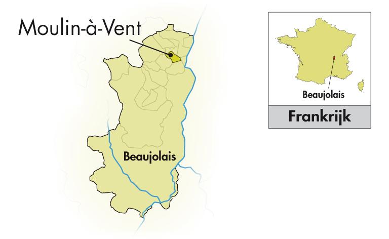 Jean-Paul Brun Terres Dorées Beaujolais Moulin à Vent Les Thorins