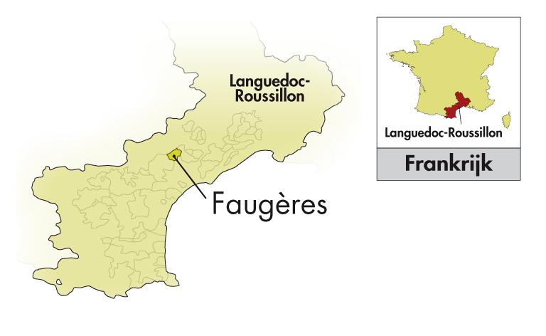 Domaine Saint Antonin Faugères Magnoux