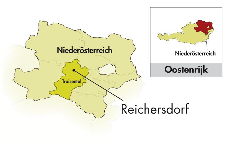 Huber Traisental Berg Grüner Veltliner
