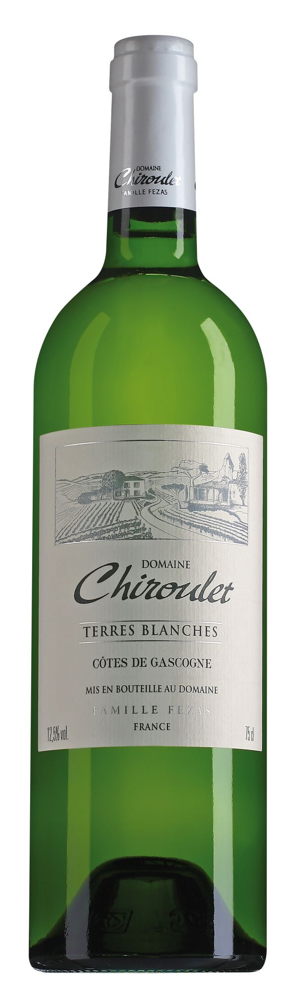 Domaine Chiroulet Gascogne Terres Blanches