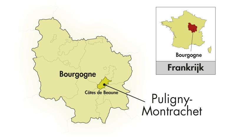 Domaine Hubert Bouzereau-Gruère Puligny-Montrachet