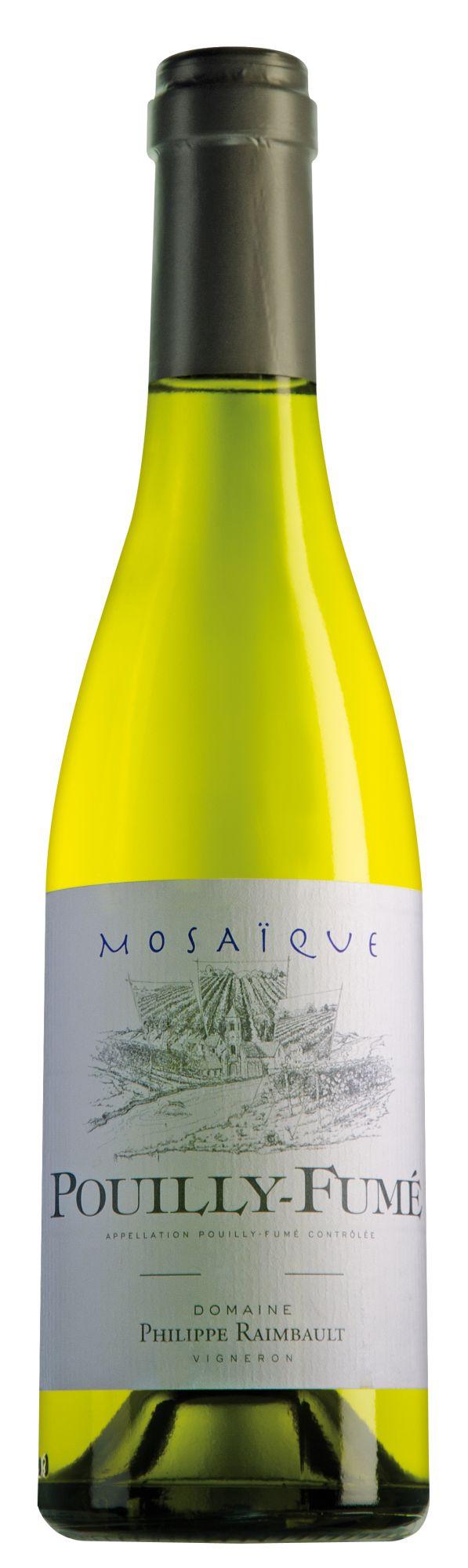 Domaine Raimbault Pouilly-Fumé Mosaïque halve fles