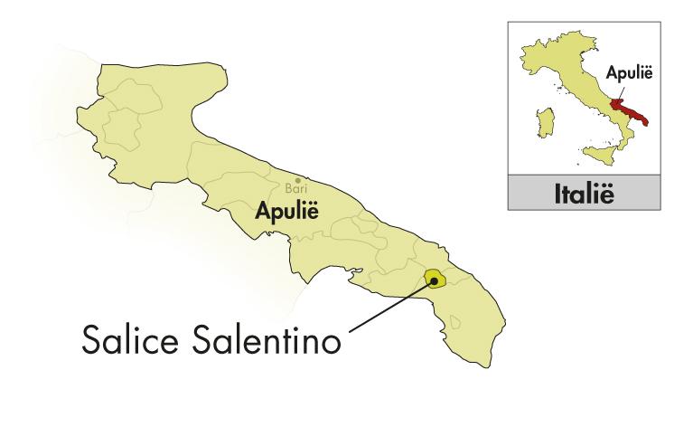 Cantine Due Palme Salice Salentino Selvarossa
