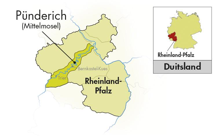 Clemens Busch Mosel Marienburg Fahrlay Riesling