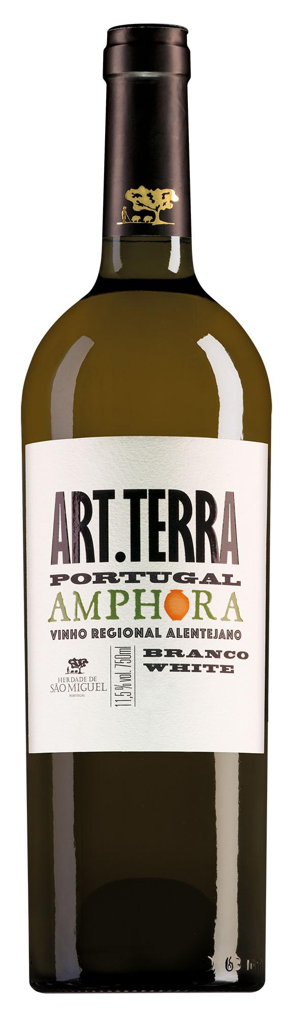 Herdade de São Miguel Alentejano Art.Terra Amphora Branco