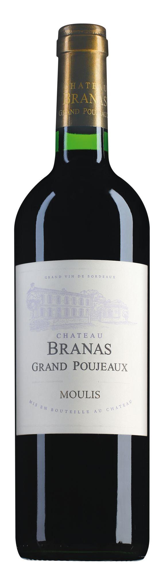 Château Branas Grand Poujeaux Moulis