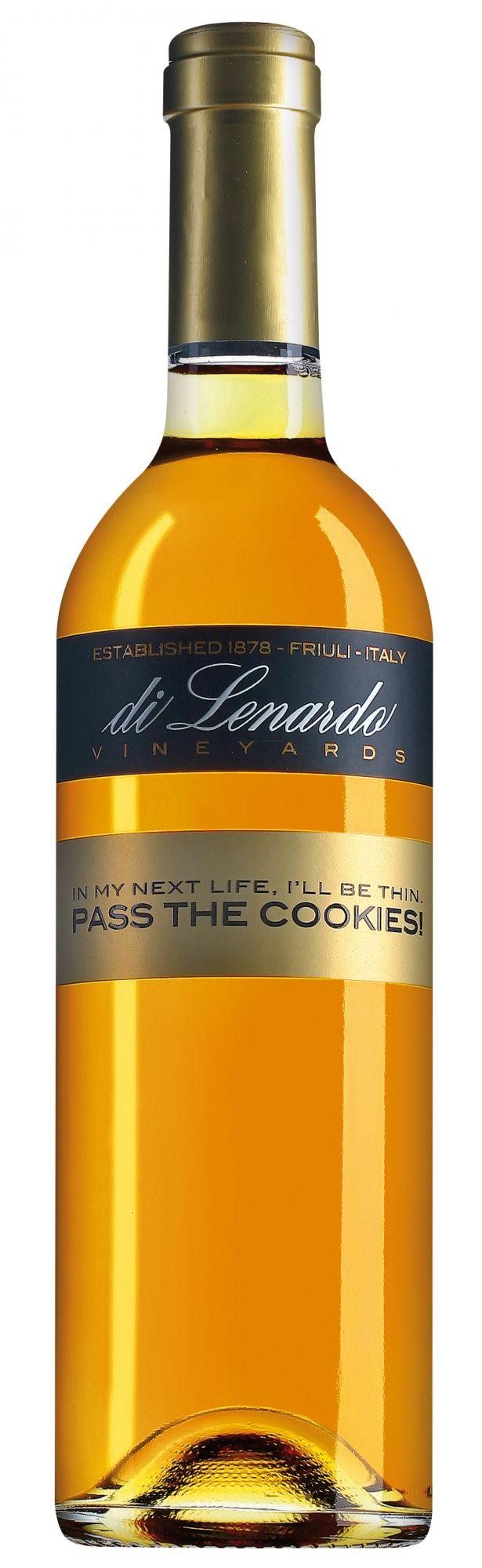 Di Lenardo Vineyards Venezia Giulia Pass the Cookies! Verduzzo unoaked