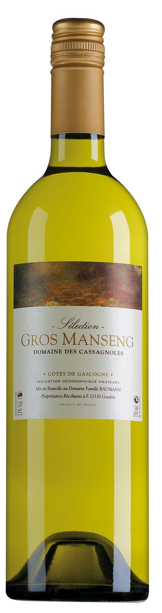Domaine des Cassagnoles Gascogne Gros Manseng