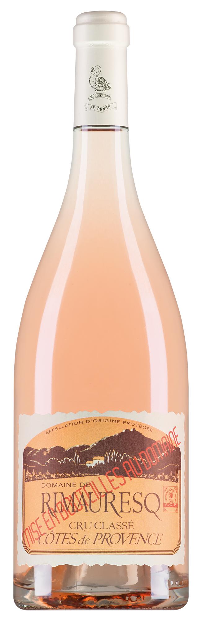 Domaine de Rimauresq Côtes de Provence Cru Classé Rebelle rosé