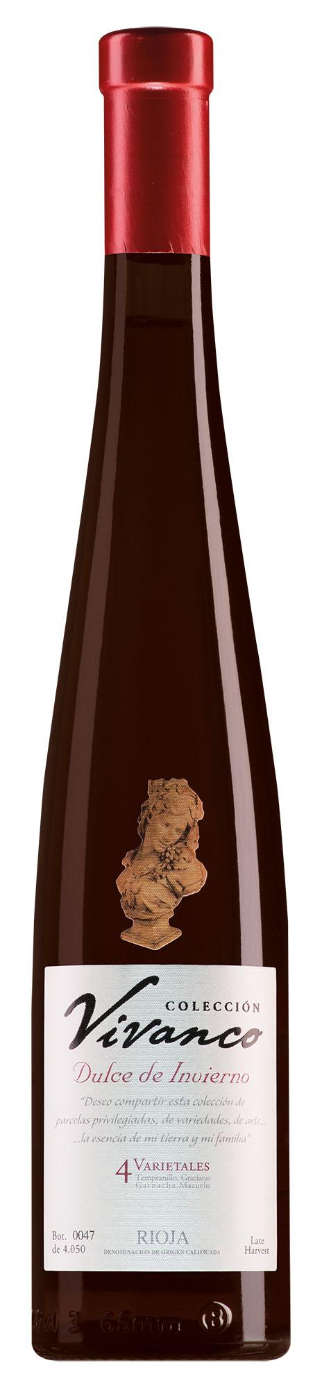 Vivanco Rioja Colección Dulce de Invierno 4 varietales