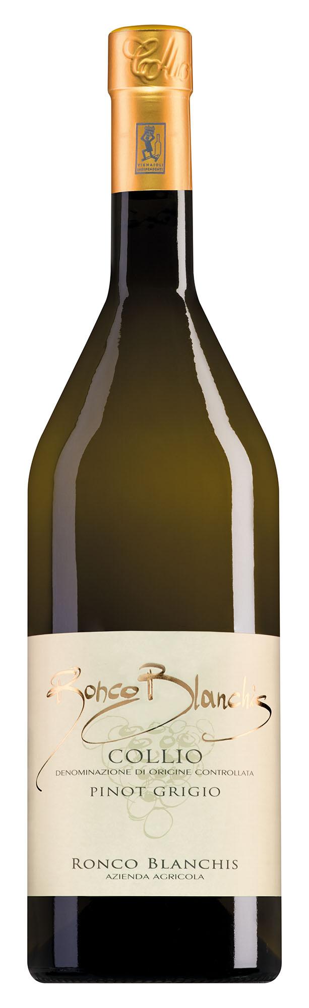 Ronco Blanchis Collio Pinot Grigio