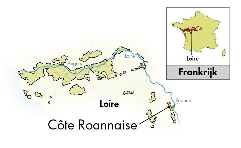 Domaine Sérol Côte Roannaise Eclat de Granite