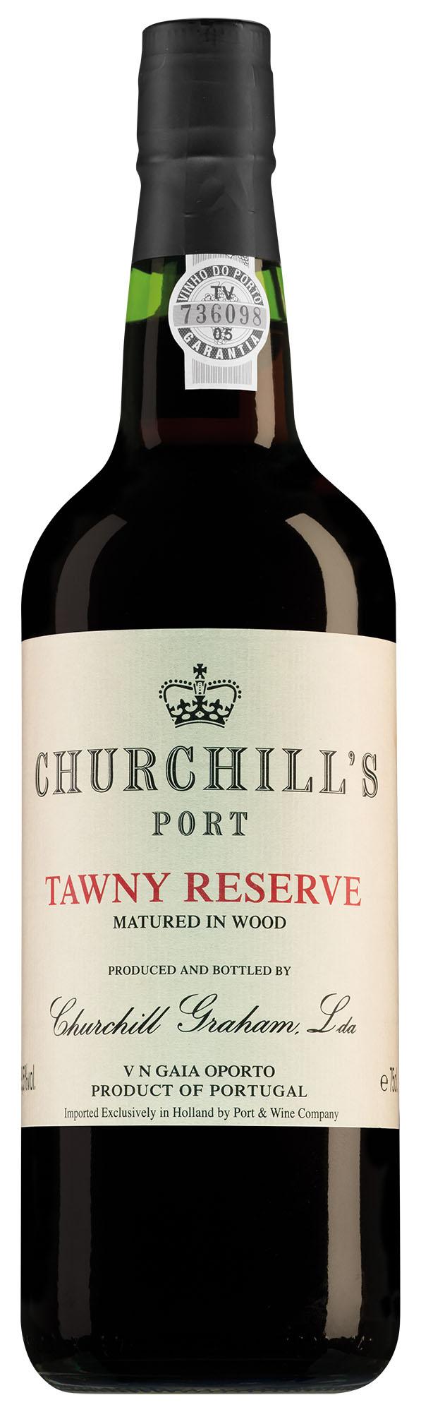 Churchill's Tawny Reserve Port