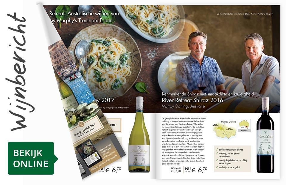 Online wijnbericht september 2018