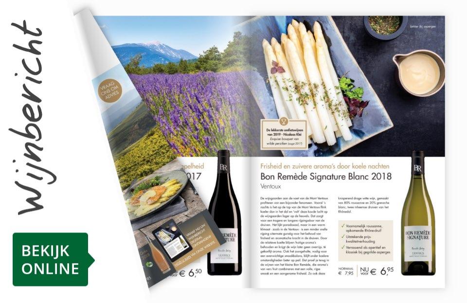 Online wijnbericht mei 2019