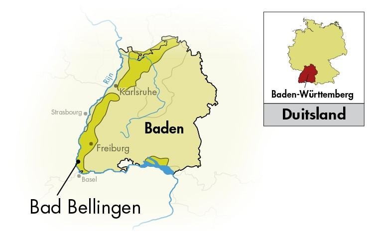 Weingut Jürgen von der Mark Baden Merdinger Spätburgunder