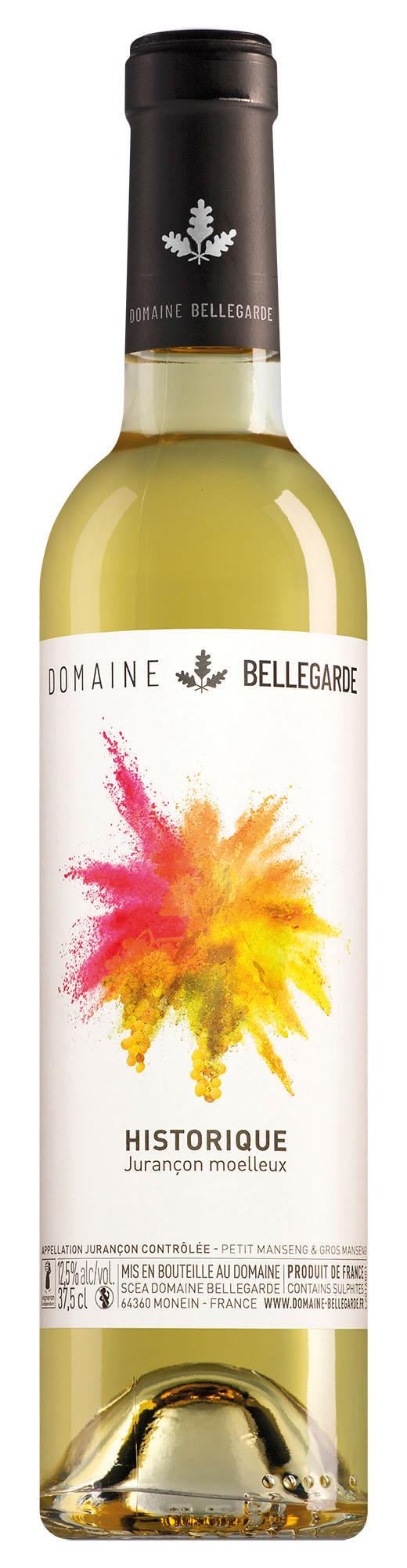 Domaine Bellegarde Jurançon Moelleux halve fles