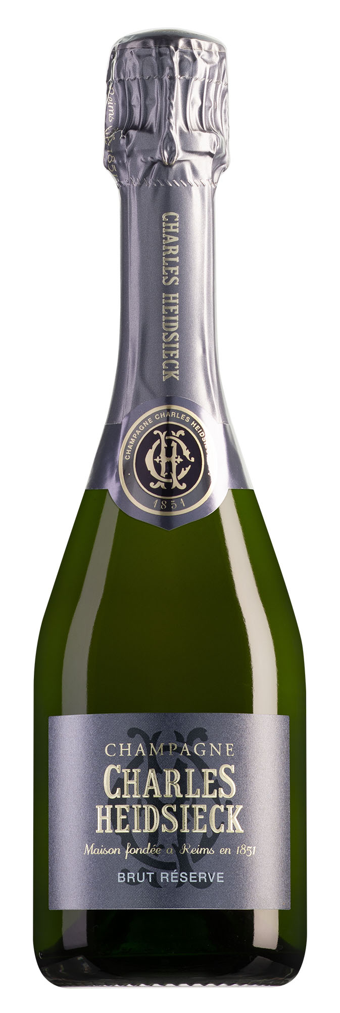 Charles Heidsieck Champagne Brut Réserve halve fles