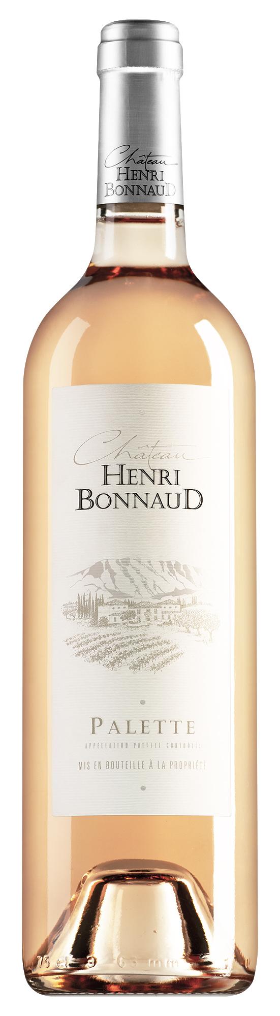 Château Henri Bonnaud Palette rosé