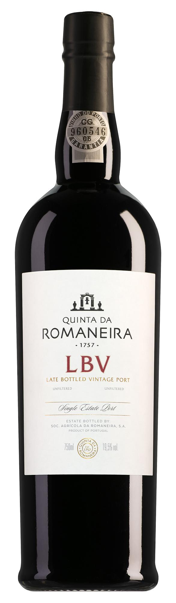 Quinta da Romaneira Late Bottled Vintage Port