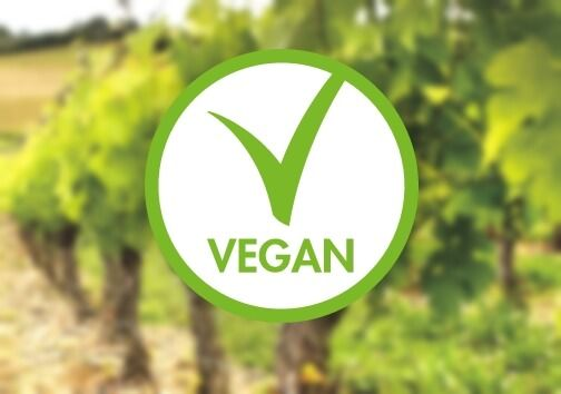 Wijn voor vegetariërs en veganisten