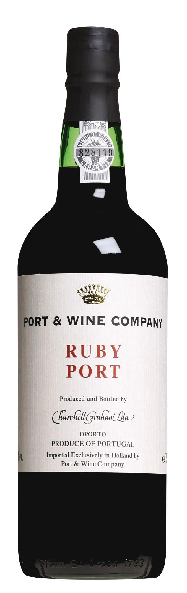 Churchill's Port & Wine Company Ruby Port