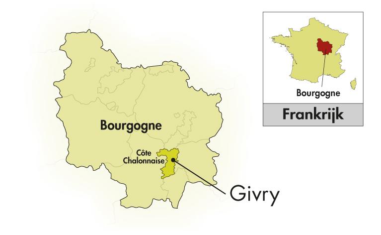 Domaine Besson Givry Le Haut Colombier