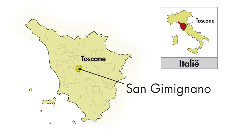 Panizzi Vernaccia di San Gimignano Vigna Santa Margherita