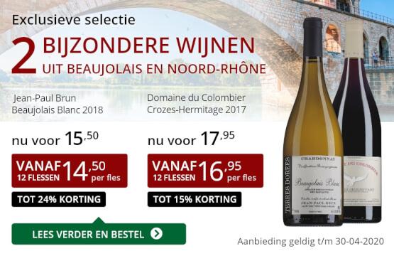 Twee bijzondere wijnen april 2020-rood